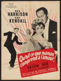 "The Reluctant Debutante (MGM, 1958). French Affiche (23.5"" X 31.5""). Comedy"