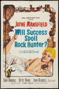 """Movie Posters:Comedy, Will Success Spoil Rock Hunter? (20th Century Fox, 1957). One Sheet (27"""" X 41""""). Comedy.. ..."""