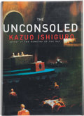 Books:Signed Editions, Kazuo Ishiguro. The Unconsoled. New York: Alfred A. Knopf, 1995. First American edition. Inscribed and signed by t...