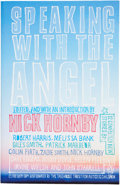 Books:Signed Editions, Nick Hornby, editor. Speaking with the Angel. Edited, and with an introduction by Nick Hornby. [London, et al.]: Pen...