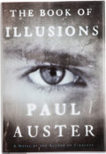 Books:Signed Editions, Paul Auster. The Book of Illusions. A Novel. New York: Henry Holt and Company, [2002]. First edition. Signed a...