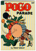Golden Age (1938-1955):Funny Animal, Dell Giant Comics Pogo Parade #1 (Dell, 1953) Condition: FN/VF....