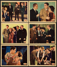 """The Deceiver (Columbia, 1931). Lobby Cards (6) (11"""" X 14""""). Mystery. ... (Total: 6 Items)"""