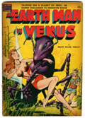 Golden Age (1938-1955):Science Fiction, An Earth Man on Venus #nn (Avon, 1951) Condition: VG-....