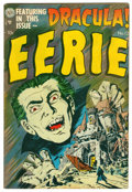Golden Age (1938-1955):Horror, Eerie #12 (Avon, 1953) Condition: VG/FN....