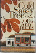 Books:First Editions, Olive Ann Burns. Cold Sassy Tree. New York: Ticknor &Fields, 1984. First edition, first printing. Publisher's origi...