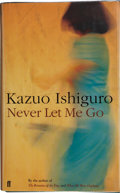 Books:Signed Editions, Kazuo Ishiguro. Never Let Me Go. [London]: Faber and Faber, [2005]. First edition, first printing. Signed by the a...