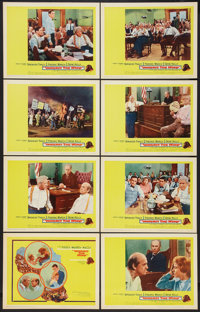 """Inherit the Wind (United Artists, 1960). Lobby Card Set of 8 (11"""" X 14""""). Drama. ... (Total: 8 Items)"""