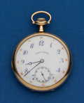 Timepieces:Pocket (post 1900), Gruen, Fancy Dial, 12 Size. ...