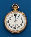 Timepieces:Pocket (post 1900), Illinois, 23 Jewel, Sangamo Special. ...