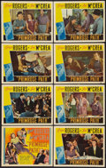 "Movie Posters:Drama, Primrose Path (RKO, 1940). Lobby Card Set of 8 (11"" X 14""). Drama..... (Total: 8 Items)"