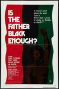 "Movie Posters:Blaxploitation, Is the Father Black Enough? Lot (Howco, 1975). One Sheets (2) (27"" X 41""). Blaxploitation.. ... (Total: 2 Items)"