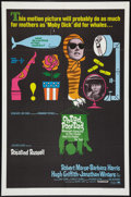 "Movie Posters:Comedy, Oh Dad, Poor Dad, Mama's Hung You in the Closet and I'm Feeling So Sad (Paramount, 1967). One Sheet (27"" X 41""). Comedy.. ..."