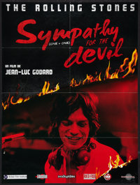"Sympathy for the Devil (Carlotta Films, R-2006). French Affiche (23.5"" X 31.5"") DS, French Lobby Card Set of 4..."