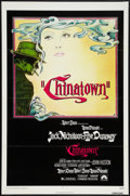 """Movie Posters:Mystery, Chinatown (Paramount, 1974). One Sheet (27"""" X 41"""") Flat Folded. Mystery.. ..."""