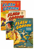 Golden Age (1938-1955):Science Fiction, Flash Gordon Group (Harvey, 1950-51).... (Total: 6 Comic Books)