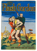 Pulps:Science Fiction, Flash Gordon Strange Adventure Magazine Dec 1936 (CJH Publications,1936) Condition: VG....