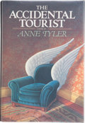 Books:First Editions, Anne Tyler. The Accidental Tourist. New York: Alfred A.Knopf, 1985. First edition. Publisher's original binding and...