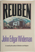Books:Signed Editions, John Edgar Wideman. Reuben. New York: Henry Holt and Company, [1987]. First edition. Signed by the author on the t...
