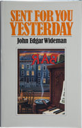 Books:Signed Editions, John Edgar Wideman. Sent for you Yesterday. London New York: Allison & Busby, [1984]. First edition. Signed by the...