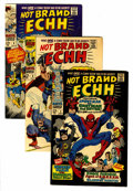 Silver Age (1956-1969):Humor, Not Brand Echh #2-12 Group (Marvel, 1967-69) Condition: AverageVF+.... (Total: 11 Comic Books)