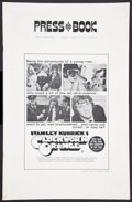 """Movie Posters:Science Fiction, A Clockwork Orange (Warner Brothers, 1971). Pressbook (Multiple Pages) (11"""" X 17"""") X- Rated Style. Science Fiction.. ..."""