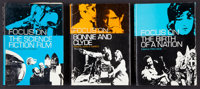 "Focus on Film Series Lot (Prentice-Hall 1st Editions, 1967-1972). Hardcover Books (3) (Multiple Pages, 5.5"" X 8&quo..."
