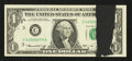 Error Notes:Ink Smears, Fr. 1908-C $1 1974 Federal Reserve Note. Very Fine.. ...