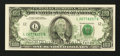 Error Notes:Offsets, Fr. 2173-L $100 1990 Federal Reserve Note. Very Fine-Extremely Fine.. ...