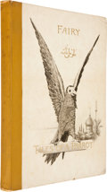 Books:First Editions, A. Condie Stephen. Fairy Tales of a Parrot. Adapted From thePersian. London: Ernest Nister, [n.d., ca. 1892]. F...