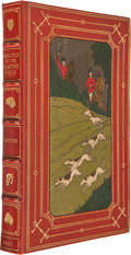 Books:Non-fiction, [R. S. Surtees]. The Analysis of the Hunting Field. London:Edward Arnold & Co., [1923]. New edition wit...