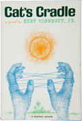 Books:Signed Editions, Kurt Vonnegut, Jr. Cat's Cradle. New York: Holt, Rinehartand Winston, [1963].. First edition, first printing....