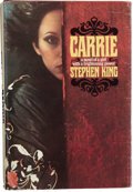 Books:Signed Editions, Stephen King. Carrie. Garden City, New York: Doubleday &Company, Inc., 1974.. First edition, first impression (wi...