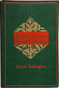 Books:First Editions, Booth Tarkington. The Gentleman from Indiana. New York:Doubleday & McClure Co., 1899. First edition, first issue, s...
