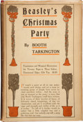 Books:First Editions, Booth Tarkington. Beasley's Christmas Party. New York andLondon: Harper & Brothers, 1909. First edition. Octavo...