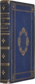 Books:First Editions, Henry Wadsworth Longfellow. The Courtship of Miles Standish, andOther Poems. Boston: Ticknor and Fields, 1858. ...