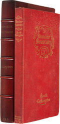 Books:Signed Editions, Booth Tarkington. Monsieur Beaucaire. Illustrated by C. D. Williams. New York: McClure, Philips & Co., 1900. First e...