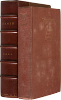 Books:Signed Editions, James Branch Cabell. Jurgen. A Comedy of Justice. New York: Robert M. McBride & Co., 1919. First edition, first ...