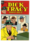 Golden Age (1938-1955):Crime, Dick Tracy Monthly #15 (Dell, 1949) Condition: VF/NM....