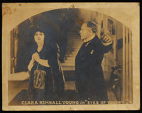 "Eyes of Youth (Equity Pictures, 1919). Lobby Card (8"" X 10""). Romance"