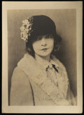 """Movie Posters:Miscellaneous, Lillian Gish Personality Still (Unknown, 1920s). Autographed Still (5"""" X 7""""). Miscellaneous...."""