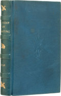 Books:First Editions, [John Acton]. An Essay on Shooting. London: T. Cadell,1789.. First edition. Octavo. 303 pages. . Custom...