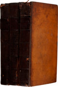 Books:Non-fiction, [Benjamin Franklin]. The Complete Works in Philosophy, Politics, and Morals, of the Late Dr. Benjamin Franklin. ... (Total: 3 Items)