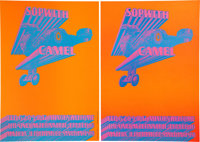Sopwith Camel Concert Poster NR-5 Group (Neon Rose, 1967) Condition: NM.... (Total: 2 Items)