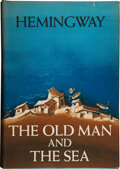 Books:First Editions, Ernest Hemingway. The Old Man and the Sea. New York: CharlesScribner's Sons, 1952. First edition, first state dust ...
