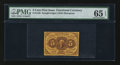 Fractional Currency:First Issue, Fr. 1230 5¢ First Issue PMG Gem Uncirculated 65 EPQ.. ...