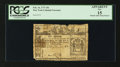 Colonial Notes:New York, New York February 16, 1771 10s PCGS Apparent Fine 15.. ...