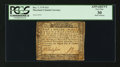 Colonial Notes:Maryland, Maryland December 7, 1775 $1/2 PCGS Apparent Very Fine 30.. ...