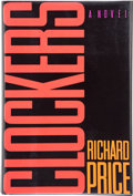 Books:Signed Editions, Richard Price. Clockers. Boston New York London: Houghton Mifflin Company, 1992. First edition. Signed by the auth...