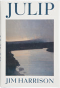 Books:Signed Editions, Jim Harrison. Julip. Boston New York: Houghton Mifflin / Seymour Lawrence, 1994. First edition. Signed by the auth...